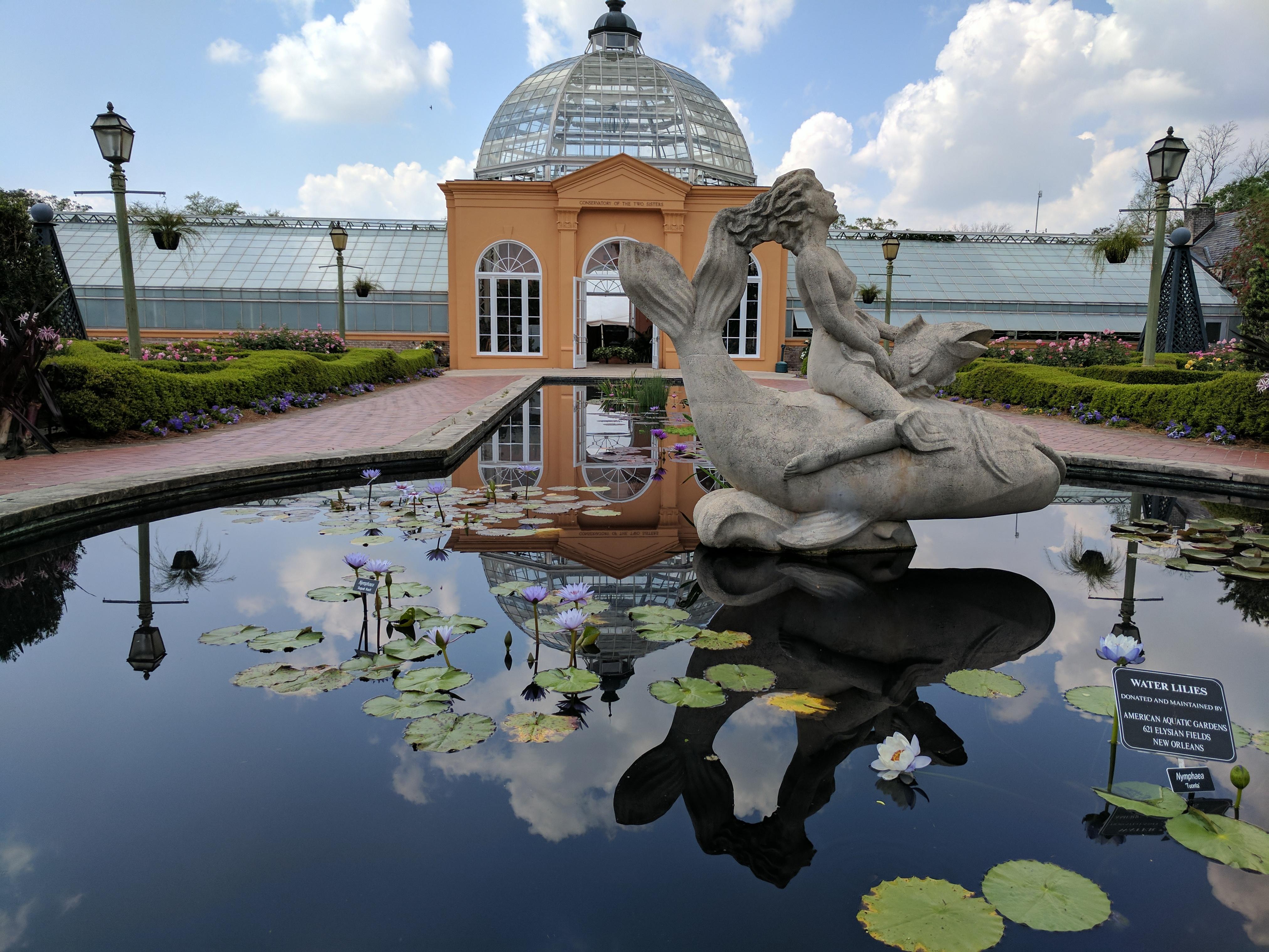 New Orleans Botanical Garden Joshua Meyer